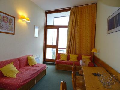 Location au ski Appartement duplex 4 pièces 9 personnes (1117) - Résidence Pierra Menta - Les Arcs - Séjour