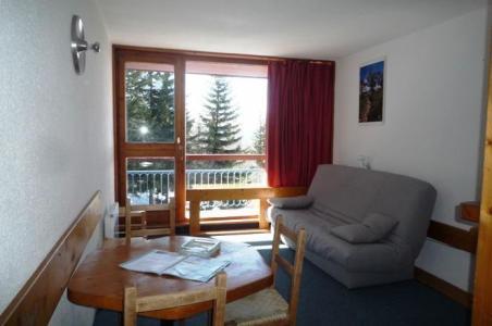 Location au ski Studio 5 personnes (844) - Résidence Pierra Menta - Les Arcs - Séjour