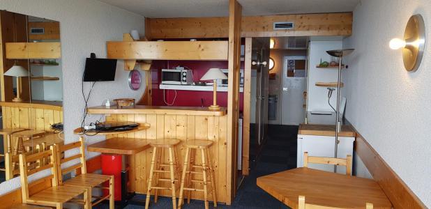 Location au ski Studio 5 personnes (910) - Résidence Pierra Menta - Les Arcs - Séjour