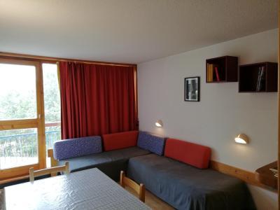 Location au ski Studio coin montagne 5 personnes (102) - Résidence Pierra Menta - Les Arcs - Appartement