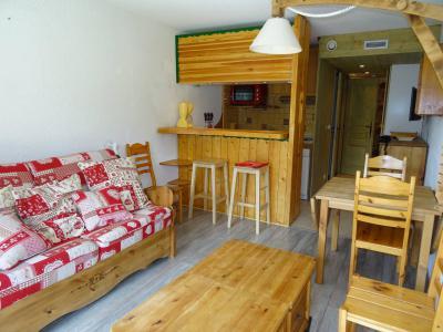 Location au ski Studio coin montagne 5 personnes (220R) - Résidence Pierra Menta - Les Arcs - Appartement