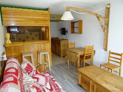Location au ski Studio coin montagne 5 personnes (220R) - Résidence Pierra Menta - Les Arcs - Séjour