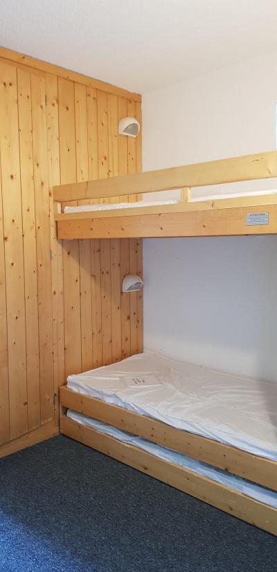 Location au ski Studio coin montagne 5 personnes (310) - Résidence Pierra Menta - Les Arcs - Chambre