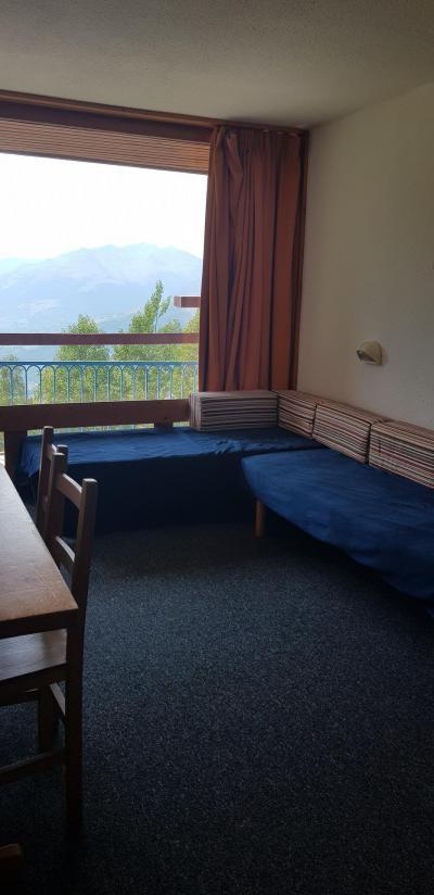 Location au ski Studio coin montagne 5 personnes (310) - Résidence Pierra Menta - Les Arcs - Séjour