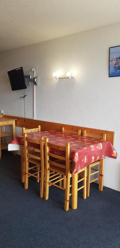 Location au ski Studio coin montagne 5 personnes (836R) - Résidence Pierra Menta - Les Arcs - Séjour