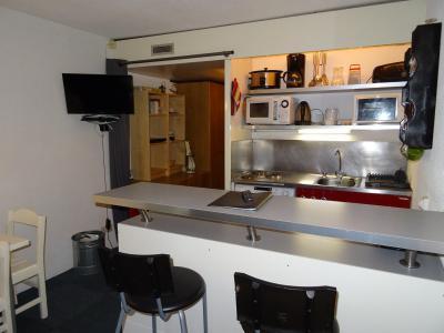 Location au ski Studio coin montagne 5 personnes (943) - Résidence Pierra Menta - Les Arcs - Cuisine