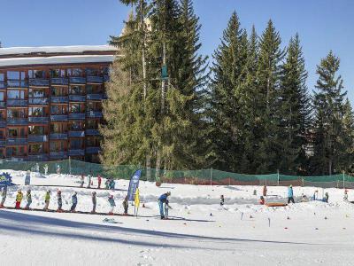 Location Résidence Pierre & Vacances le Belmont hiver