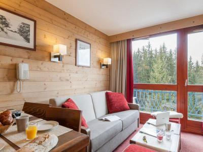 Location au ski Studio 4 personnes - Résidence Pierre & Vacances le Belmont - Les Arcs
