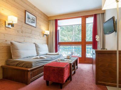 Location au ski Appartement 3 pièces 4-6 personnes - Résidence Pierre & Vacances le Belmont - Les Arcs