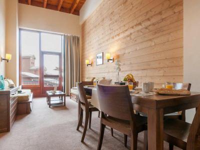 Location au ski Appartement 3 pièces 5-7 personnes - Résidence Pierre & Vacances le Belmont - Les Arcs