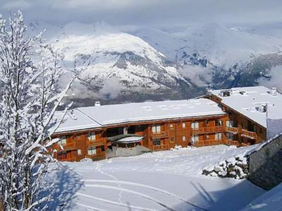 Location Les Arcs : Résidence Saint Bernard hiver