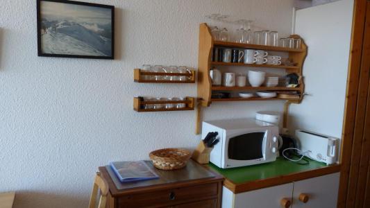 Location au ski Studio 3 personnes (217) - Residence Tournavelles - Les Arcs