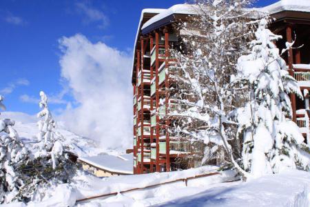 Location Les Arcs : Résidence Tournavelles 2 hiver