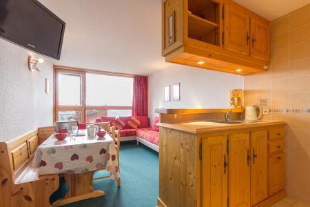 Location au ski Appartement 2 pièces 4 personnes (1214) - Résidence Tournavelles 2 - Les Arcs