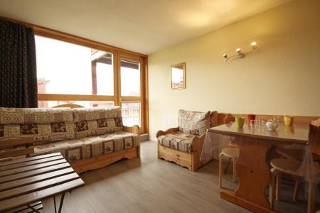 Location au ski Appartement 2 pièces 5 personnes (1012) - Résidence Tournavelles 2 - Les Arcs - Banquette