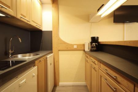 Location au ski Appartement 2 pièces 5 personnes (1012) - Résidence Tournavelles 2 - Les Arcs - Cuisine