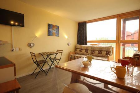 Location au ski Appartement 2 pièces 5 personnes (1012) - Résidence Tournavelles 2 - Les Arcs - Séjour