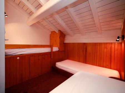 Location au ski Appartement duplex 5 pièces 10 personnes (1416) - Résidence Tournavelles 2 - Les Arcs - Chambre
