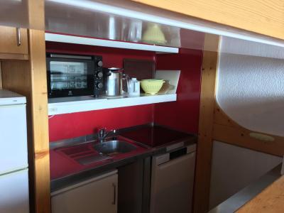 Location au ski Appartement duplex 5 pièces 10 personnes (1416) - Résidence Tournavelles 2 - Les Arcs - Kitchenette
