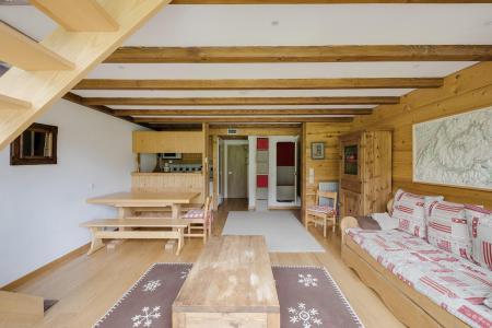 Wynajem na narty Apartament 3 pokojowy 8 osób (TO0302) - Résidence Tournavelles - Les Arcs
