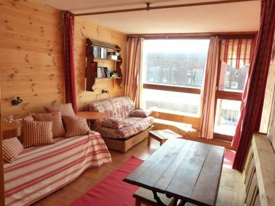 Wynajem na narty Apartament 2 pokojowy 5 osób (125) - Résidence Tournavelles - Les Arcs