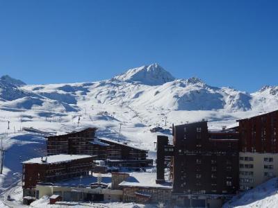 Location au ski Studio coin montagne 5 personnes (1114) - Residence Varet - Les Arcs