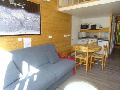 Location au ski Studio coin montagne 5 personnes (1142) - Residence Varet - Les Arcs