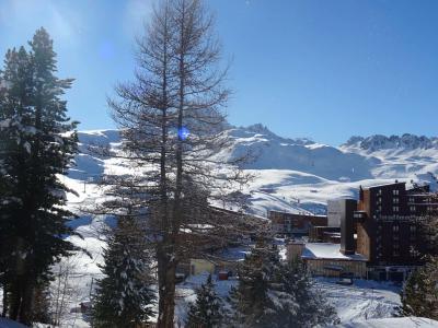 Vacances en montagne Appartement 2 pièces coin montagne 6 personnes (970) - Résidence Varet - Les Arcs - Extérieur hiver