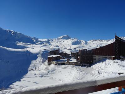Location au ski Studio coin montagne 5 personnes (1142) - Résidence Varet - Les Arcs