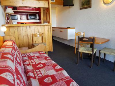 Location au ski Studio coin montagne 4 personnes (1315) - Résidence Varet - Les Arcs - Banquette-lit