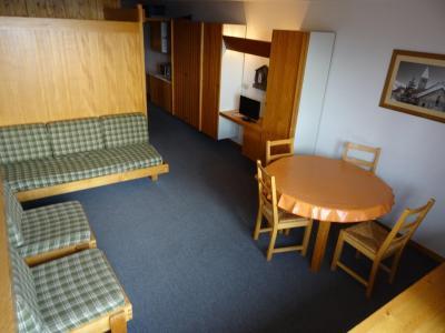 Location au ski Studio cabine 4 personnes - Résidence Versant Sud - Les Arcs