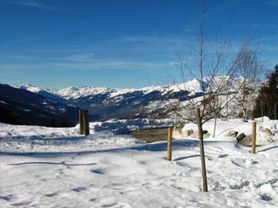 Location au ski Studio cabine 4 personnes - Résidence Versant Sud - Les Arcs - Extérieur hiver