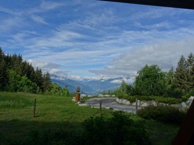 Location au ski Appartement 2 pièces coin montagne 7 personnes - Residence Versant Sud - Les Arcs