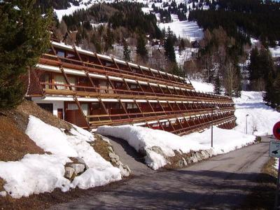Location au ski Résidence Versant Sud - Les Arcs - Extérieur hiver