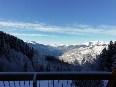 Location au ski Appartement 2 pièces 6 personnes (4130R) - Résidence Versant Sud - Les Arcs - Extérieur hiver