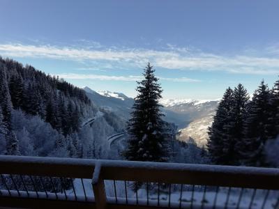 Location au ski Studio coin montagne 4 personnes (4117R) - Résidence Versant Sud - Les Arcs - Extérieur hiver