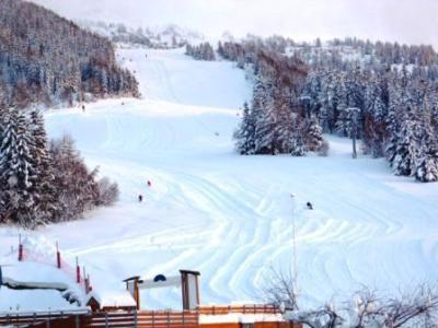 Location au ski Appartement 2 pièces coin montagne 7 personnes (4152R) - Résidence Versant Sud - Les Arcs