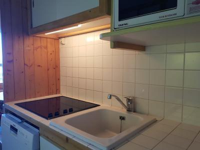 Location au ski Appartement 2 pièces 6 personnes (4130R) - Résidence Versant Sud - Les Arcs - Plaques de cuisson