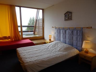 Location au ski Appartement 2 pièces coin montagne 7 personnes (4152R) - Résidence Versant Sud - Les Arcs - Chambre
