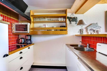 Location au ski Appartement 2 pièces coin montagne 7 personnes (4155R) - Résidence Versant Sud - Les Arcs - Cuisine