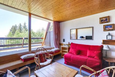 Location au ski Appartement 2 pièces coin montagne 7 personnes (4155R) - Résidence Versant Sud - Les Arcs - Séjour