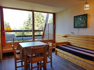 Location au ski Studio 4 personnes (4160R) - Résidence Versant Sud - Les Arcs - Séjour