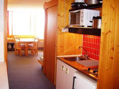 Location au ski Studio cabine 4 personnes (4172R) - Résidence Versant Sud - Les Arcs - Cuisine