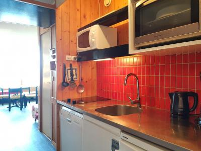 Location au ski Studio coin montagne 4 personnes (4117R) - Résidence Versant Sud - Les Arcs - Kitchenette