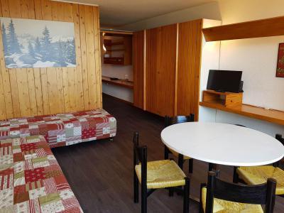 Location au ski Studio coin montagne 4 personnes (4117R) - Résidence Versant Sud - Les Arcs - Séjour