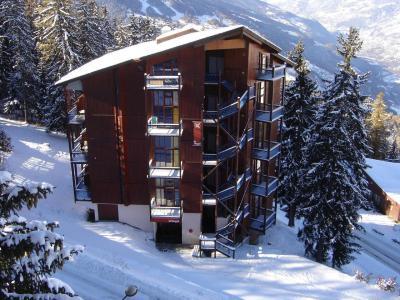 Vacances en montagne Résidence Vogel - Les Arcs - Extérieur hiver