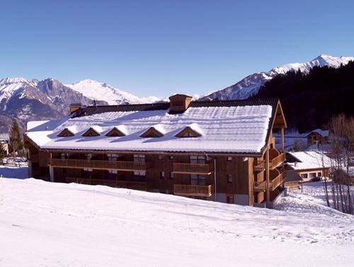 Résidence au ski Residence Les Terrasses De La Toussuire