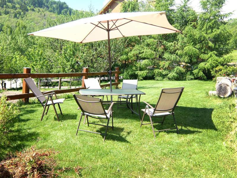 Wynajem na narty Domek górski 3 pokojowy 8 osób (1) - La Cascade - Les Bottières - Apartament