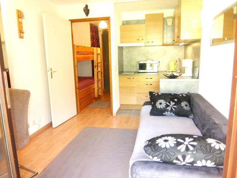 Location au ski Appartement 1 pièces 4 personnes (5) - Le Bochate - Les Bottières - Appartement