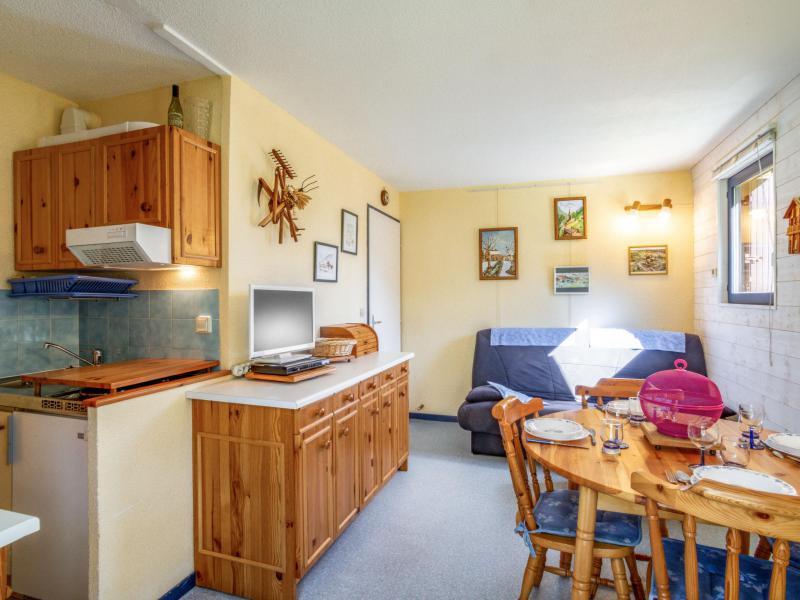 Location au ski Appartement 2 pièces 4 personnes (8) - Le Bochate - Les Bottières - Appartement